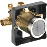 Delta R10000-UNWSHF MultiChoice Universal High-Flow Shower Rough - Universal Inlets / Outlets (For use with shower only models)