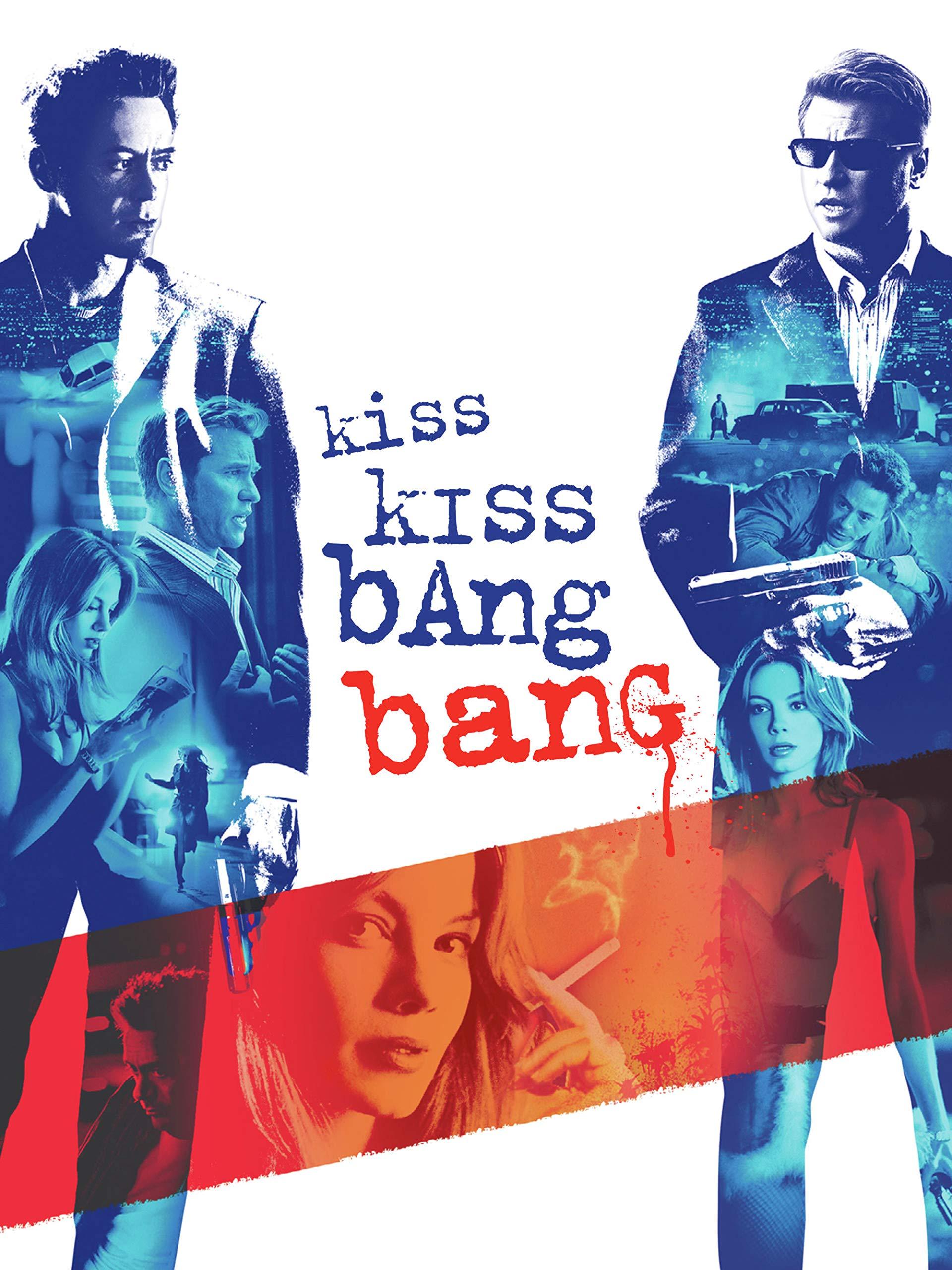 Kiss Kiss Bang Bang on Amazon Prime Video UK