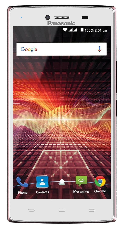 Panasonic Eluga Turbo 3GB RAM 32GB ROM 4G LTE (Rose Gold) By Amazon @ Rs.8,497