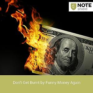 BestUS Money Checker Counterfeit Detector Marker Fake Bonus Tester Pen