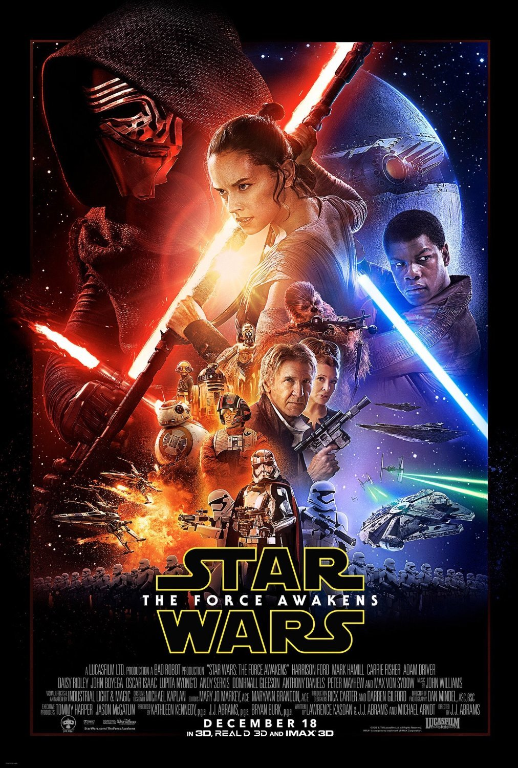 Star Force: The Force Awakens Poster