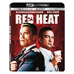 Red Heat [4K Ultra HD + Blu-ray]