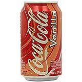 Vanilla Coca Cola -12 Cans