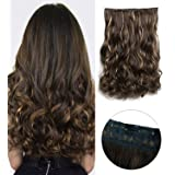 Balayage Hair Extensions Hairpieces, 24