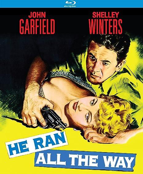 He Ran All the Way [Blu-ray]