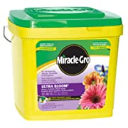 Miracle-Gro Ultra Bloom Water Soluble, 15-30-15, 1.71kg: Amazon.ca: Patio, Lawn & Garden