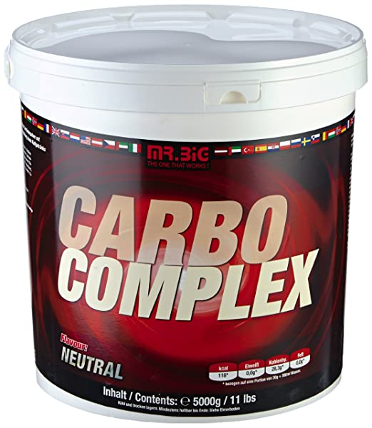 Mr.Big Carbo Complex , 1er Pack (1 x 5 kg)