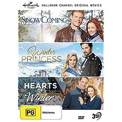 Hallmark Collection 15: Snowcoming / Winter Princess / Hearts Of Winter [NTSC/0]