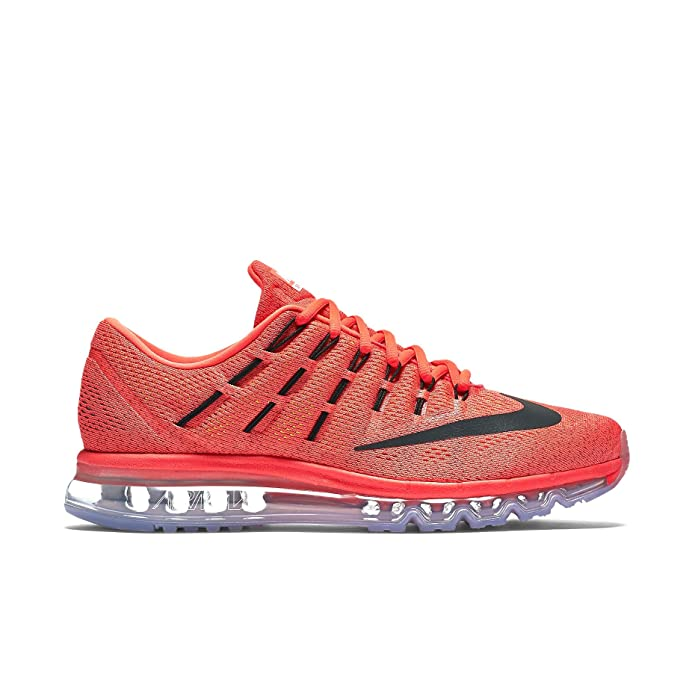 Nike Men's Air Max 2016 Bright Crimson 806771-600