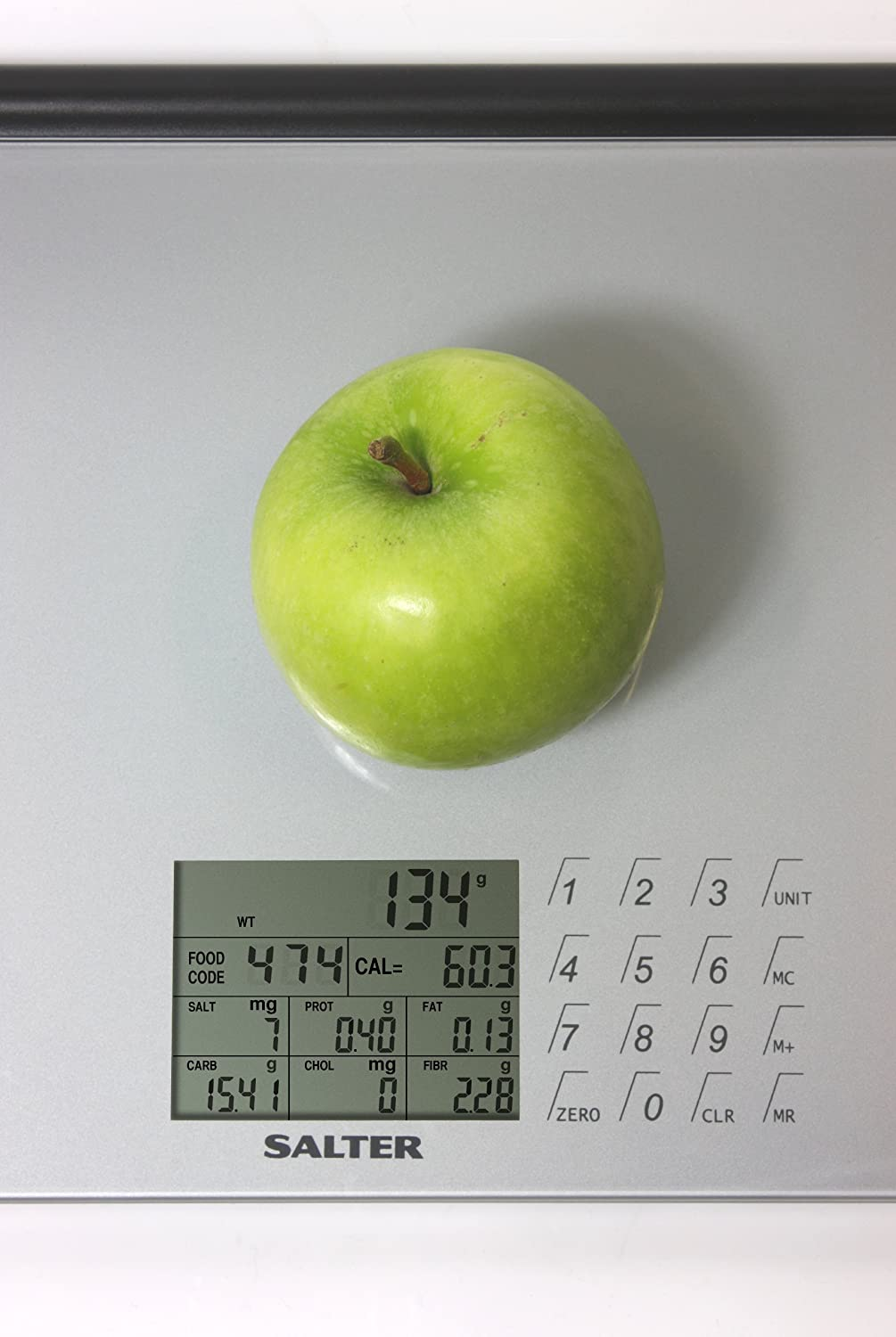 Salter 1406 SVDR Electronic Nutritional Scale