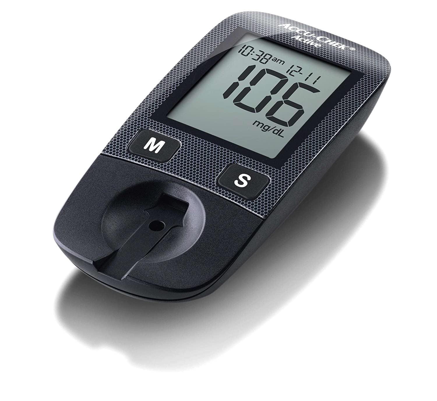 New Accu-Chek Active Blood Glucose Meter