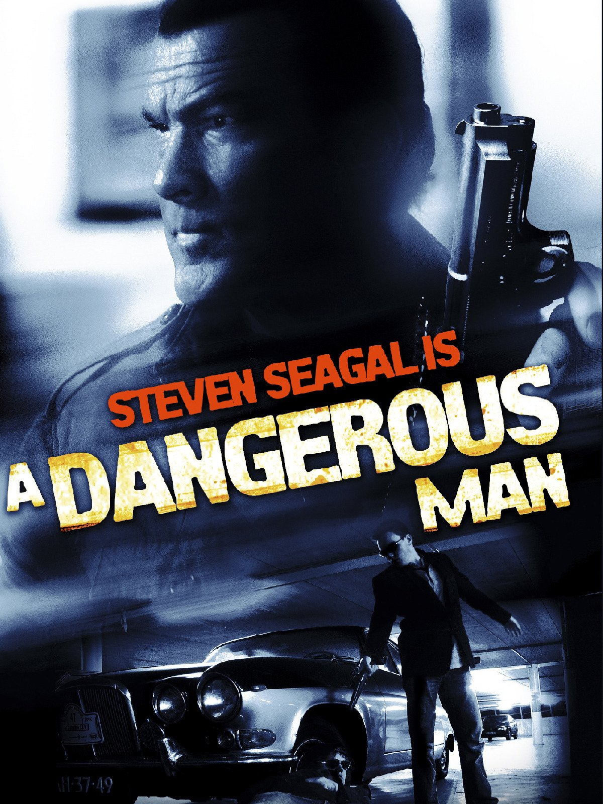 A Dangerous Man on Amazon Prime Video UK