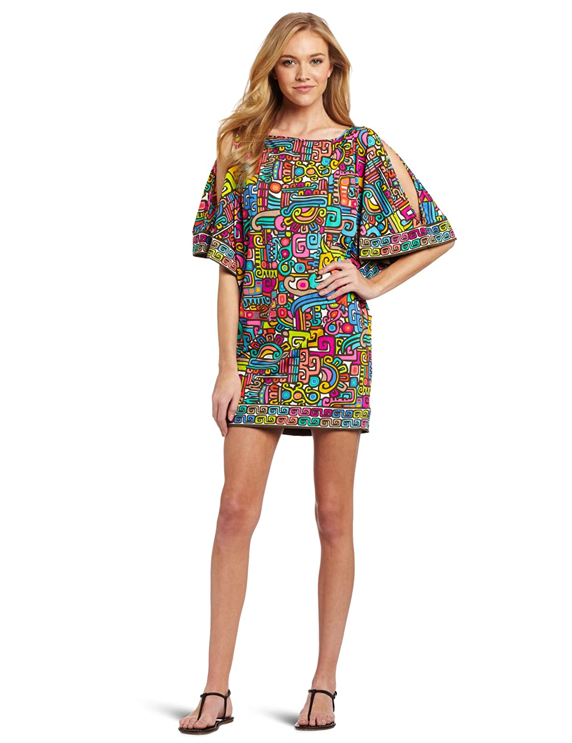 Browse Bonmarché's range of ladies' tunic dresses. Whatever the event, a tunic dress is sure to fit the bill. We have a wide range of ladies' tunic dresses in a variety of styles to suit any taste.