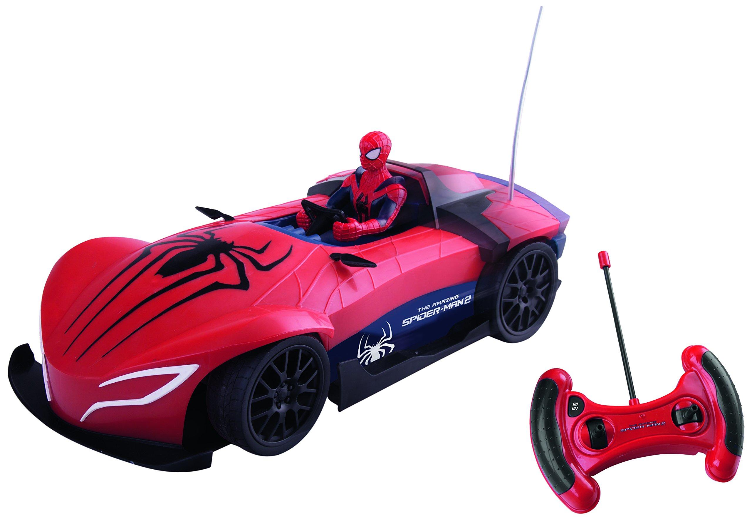 Spider Man  Rc Car