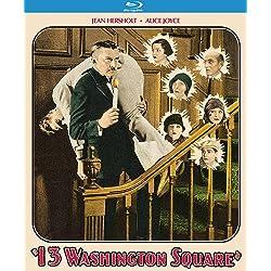 13 Washington Square [Blu-ray]