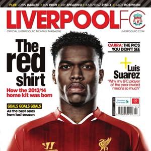 Liverpool FC Magazine from MagazineCloner.com
