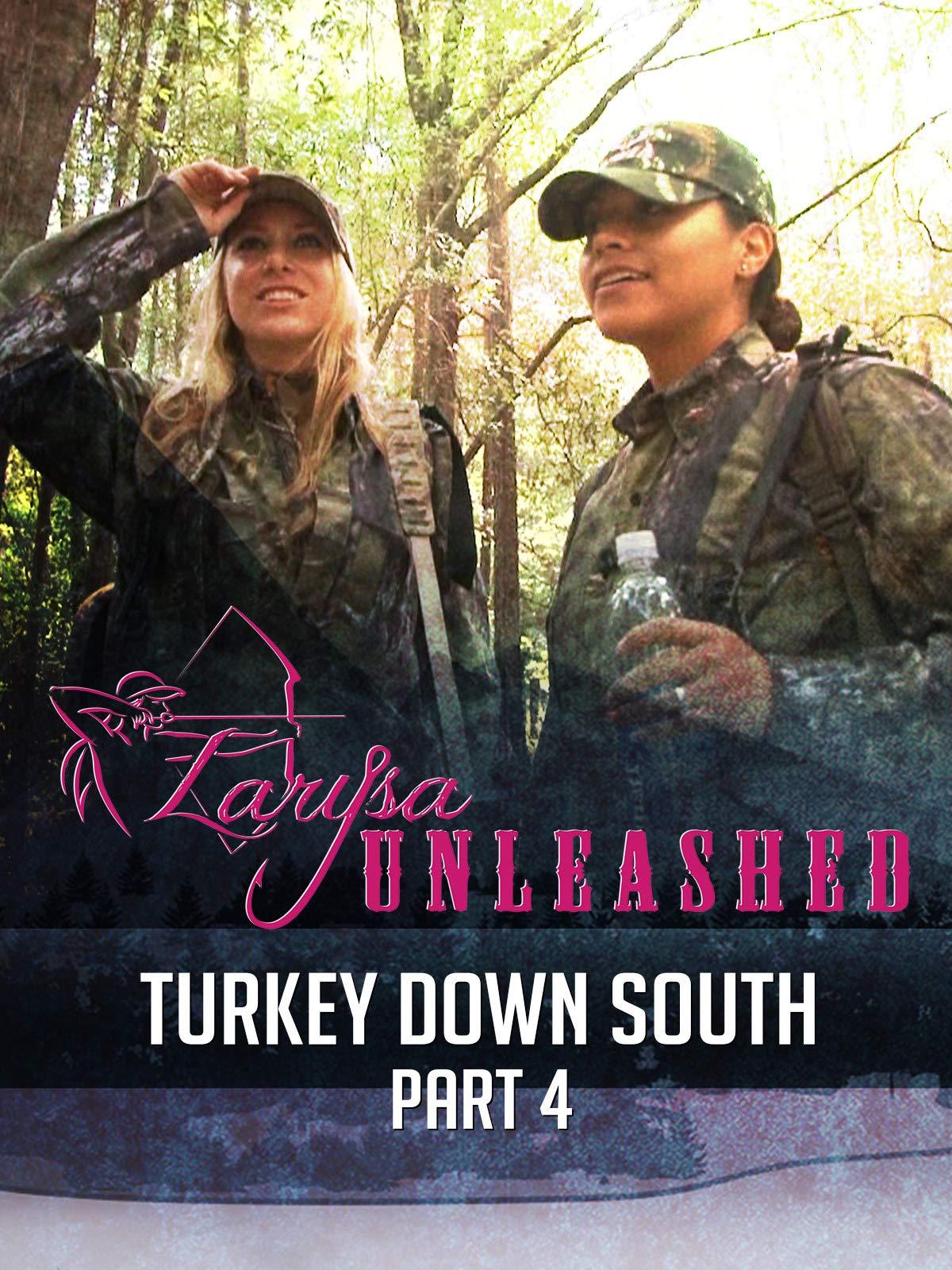 Clip: Turkey Down South 4 on Amazon Prime Video UK