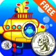 Amazing Coin(USD): Educational Money learning & counting games for kids free from Avocado Mobile Inc