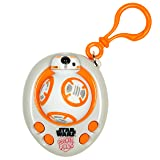 Star Wars BB-8 Pocket Pal Talking Key Chain - with Original Movie Sounds from The Force Awakens and The Last Jedi