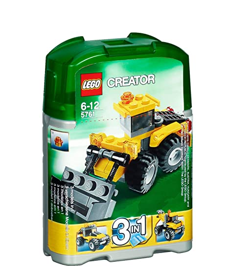 Lego Creator - 5761 - Jeu de Construction - La Mini Pelleteuse