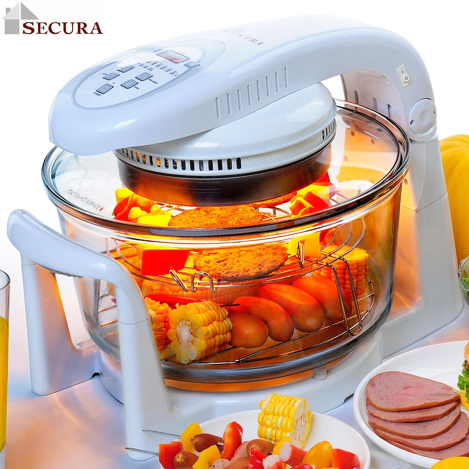 Which Is The Best Halogen Oven? Halogen Oven Cooking