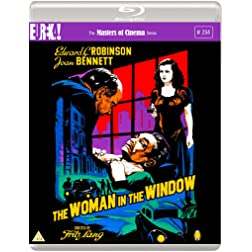 The Woman In The Window Masters of Cinema edition [Blu-ray]