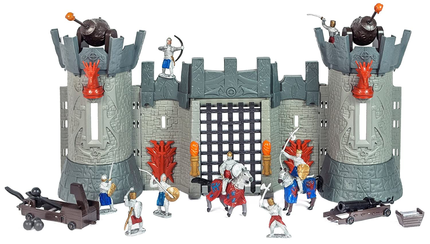 Toy Castle Show : Knights castle toy images