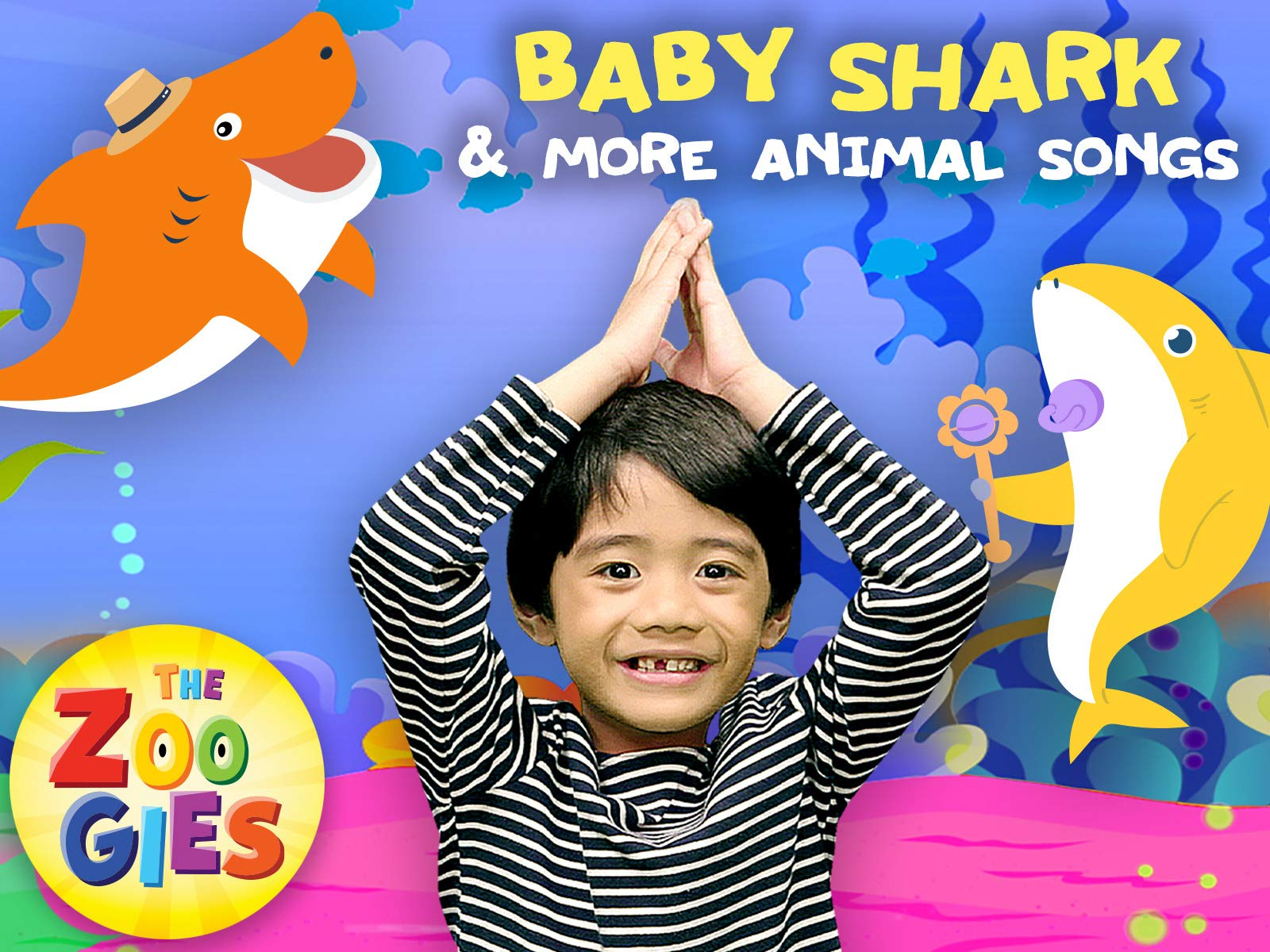 The Zoogies | Baby Shark & more Animal Songs on Amazon Prime Instant Video UK