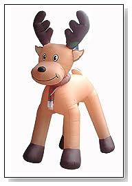 JUMBO 15 Foot Animated Christmas Inflatable Reindeer
