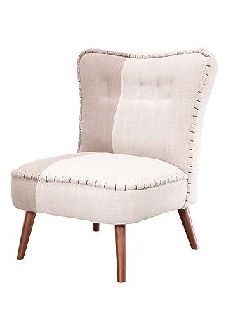 Comptoir de Famille 161720 silla, algodón, 69 x 64 x 79 cm