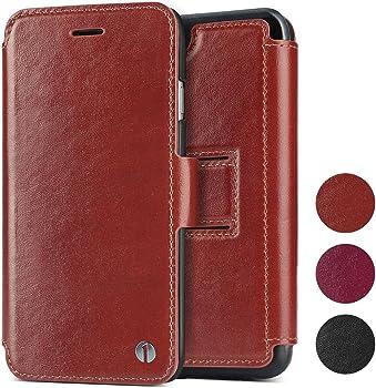 1byone Leather Wallet Folio Case