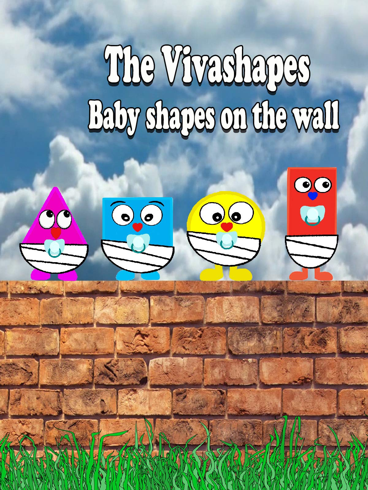 The vivashapes Baby shapes on the wall on Amazon Prime Instant Video UK