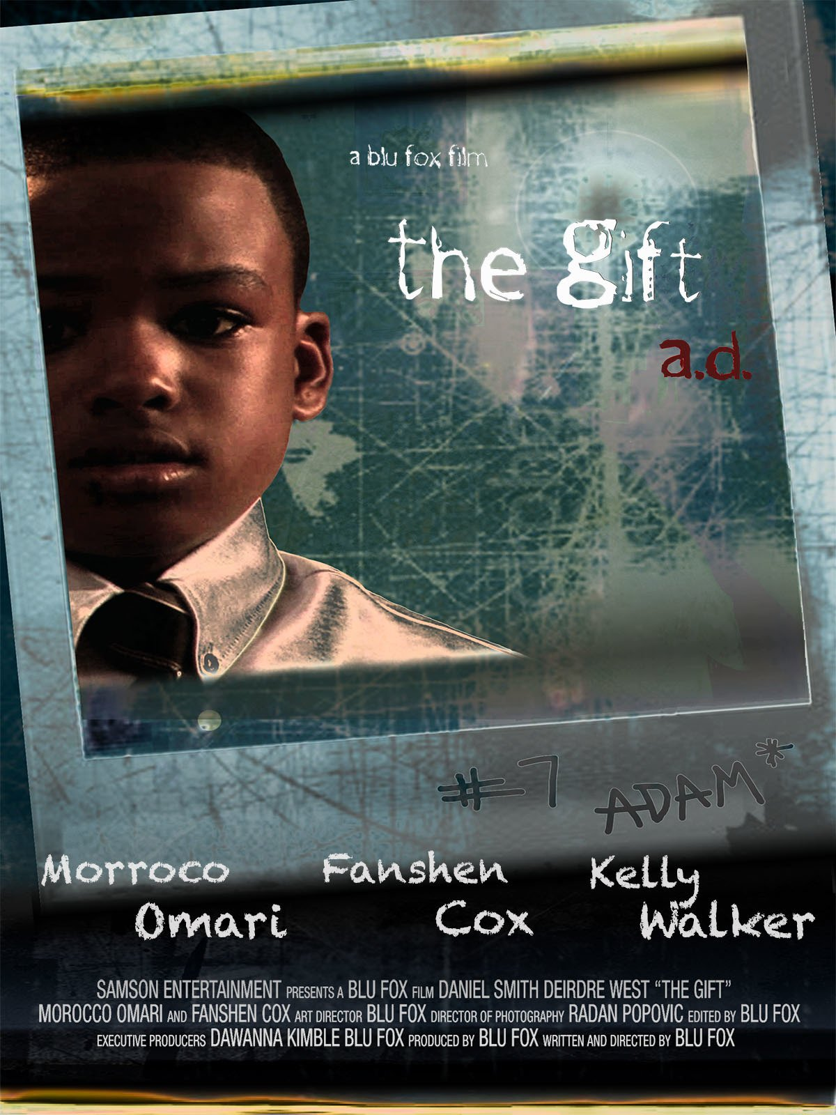 The Gift A.D. on Amazon Prime Instant Video UK