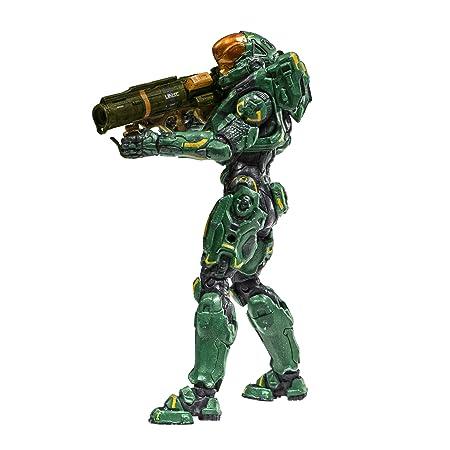 Halo Aug158249McFarlane Toys Gardiens Série 2Spartan Hermes Action Figure
