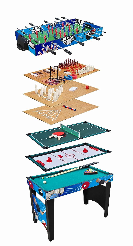 Solex Multifunktions 12-in-1-Spieltisch TY, 91415 günstig kaufen
