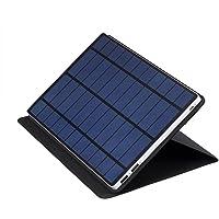 Solartab S1111 Solar Charger (Charcoal Grey)