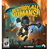 Destroy All Humans! DNA Collector's Edition - Playstation 4