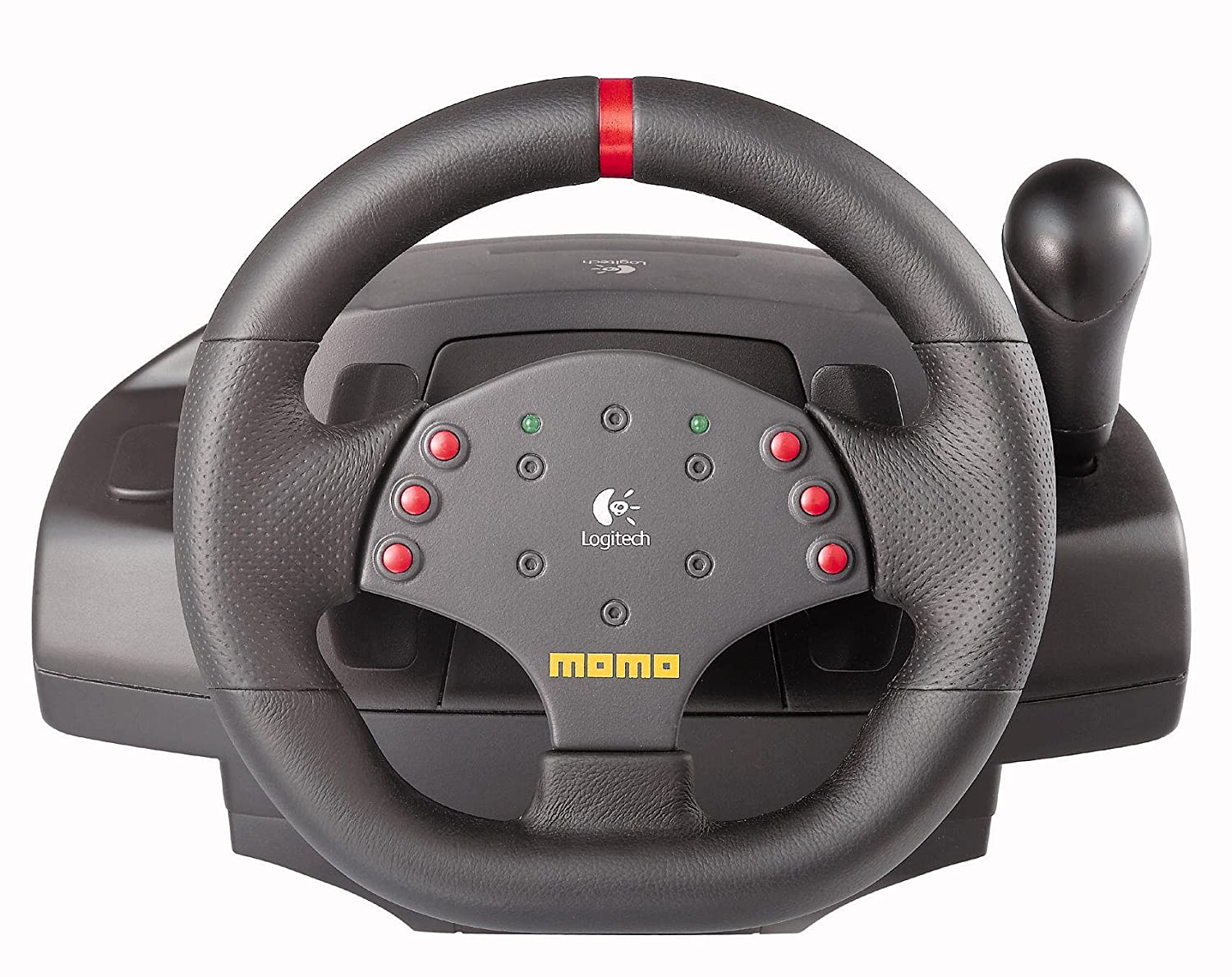 Драйвера Для Руля Logitech Momo Racing Force Feedback Wheel