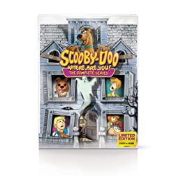 Scooby-Doo Where Are You! Complete Series [Blu-ray]