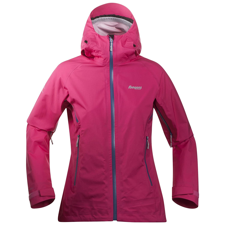 Bergans - Damen Outdoor Jacke in verschiedenen Farben, Winddicht - Wasserdicht - Atmungsaktiv, H/W 15, Airojohka Lady Jacket (6191)