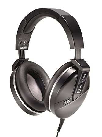 Ultrasone 1005673 casque audio hi-fi noir