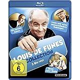 Louis de Funès Collection [Blu-ray]