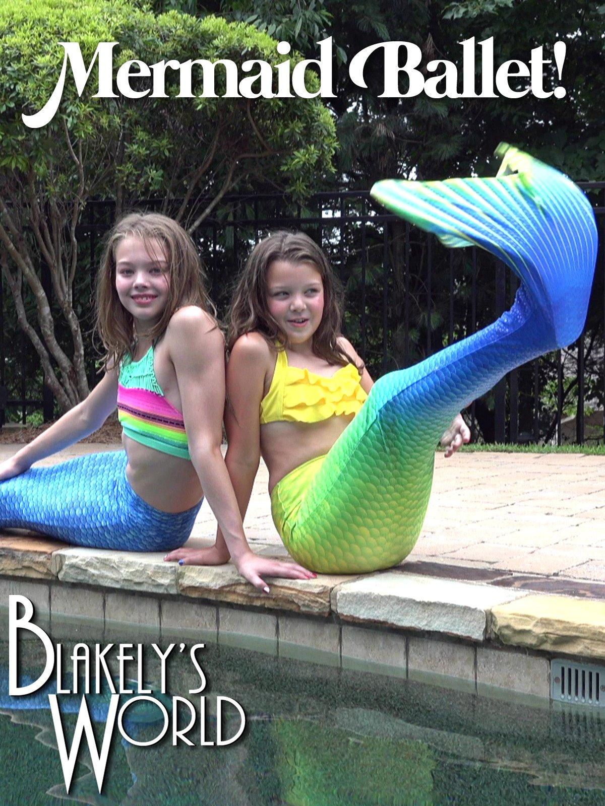 Mermaid Ballet on Amazon Prime Video UK