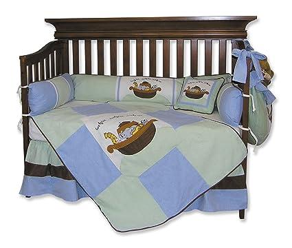 Soho Noahs Ark Baby Bedding Collection