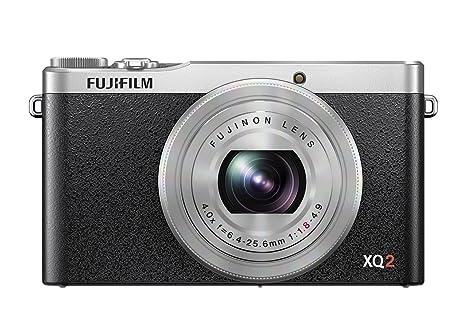 """Fujifilm XQ2 Appareil Ultracompact numérique Wifi Expert 12,3Mp X-Trans II (2/3"""") AF à Détection de Phase Power Zoom 4x (25-100mm) F1.8-4.9 Argent"""