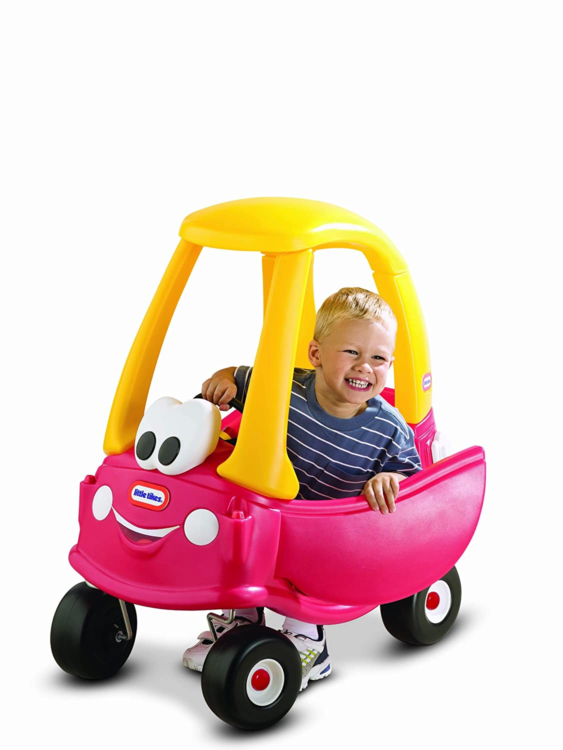 An Image of Little Tikes Cozy Coupe 30th Anniversary Car