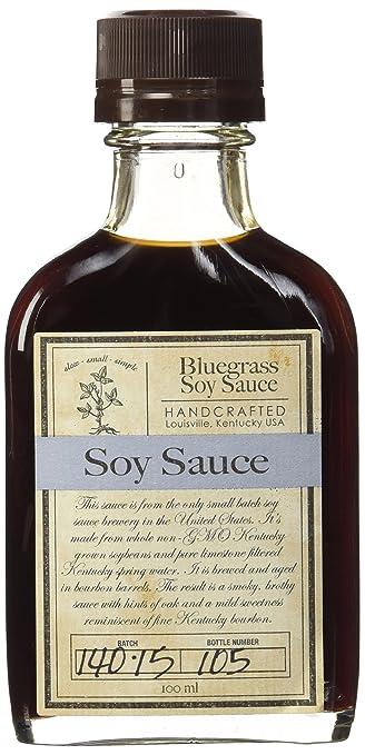 Bluegrass Soy Sauce Bourbon Barrel Aged 100 ml