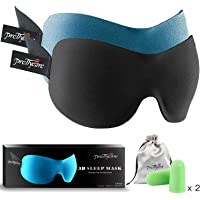 2-Pack 3D Sleep Mask