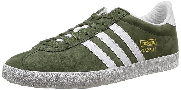 green gazelle adidas