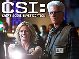 CSI: Crime Scene Investigation, Season 13 [HD]